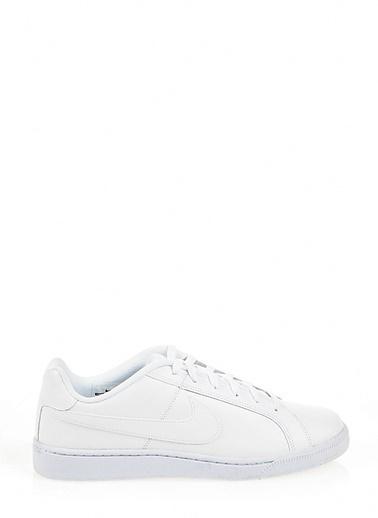 Nike Erkek Beyaz Sneakers 749747 - 111 Court Royale Beyaz